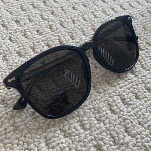Gucci Black Grey Sunglasses